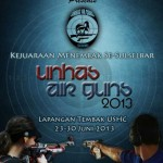 UNHAS AIR GUNS 2013
