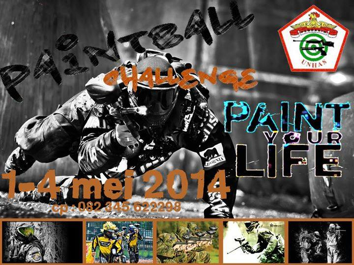 Unhas Paintball Exhibition and Competition