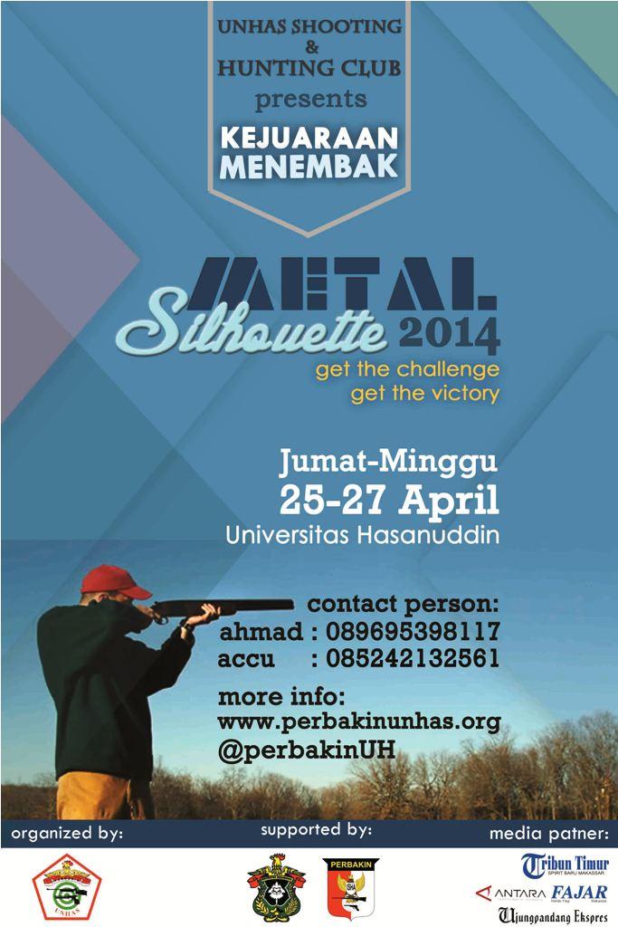 Kejuaraan Menembak Metal Silhouette Unhas 2014
