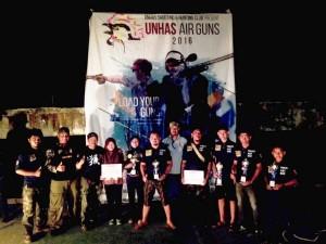 Foto Bersama Juara UAG 2016