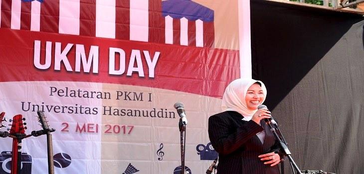 1 - Sambutan Rektor Universitas Hasanuddin