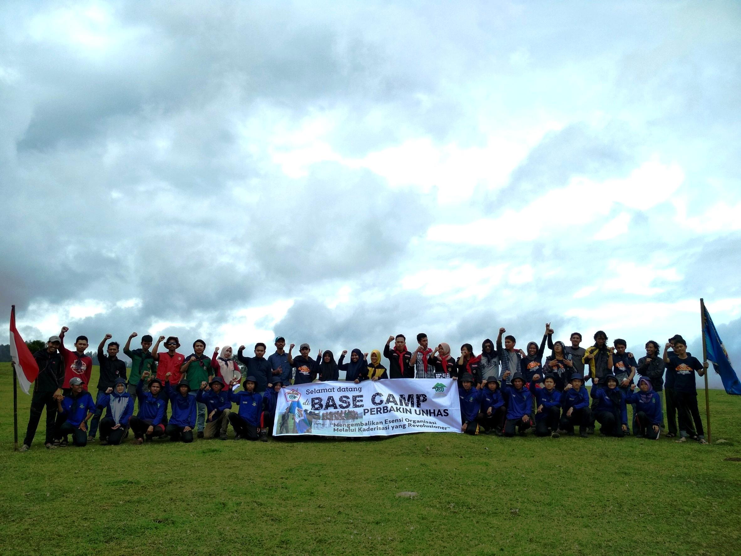 Seluruh peserta dan perangkat Tambur 2018
