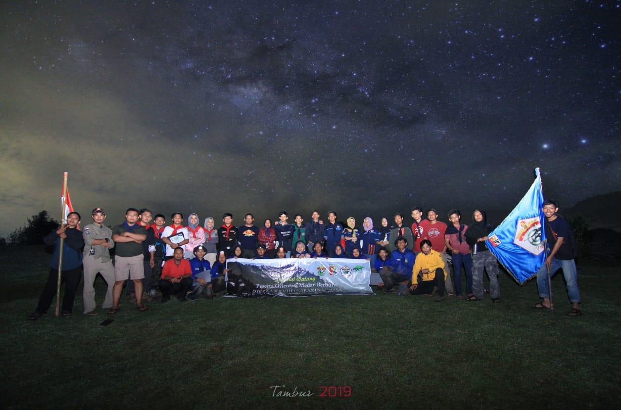 Basecamp Tambur Diksar 28 Perbakin Unhas